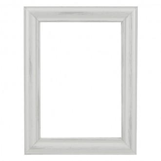 Picture Frame - Chic 22 White