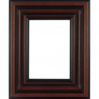 Picture Frame Dome Brown