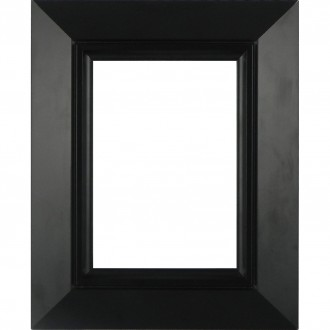 Picture Frame Slick Black