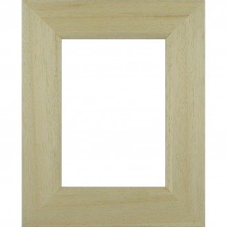 Picture Frame Natural with chamfer