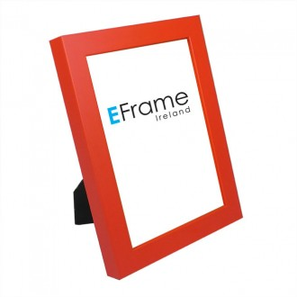 Photo Frame Pastel Red