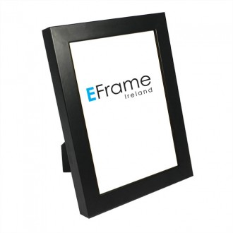 Photo Frame Pastel Black