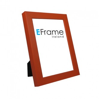 Photo Frame Pastel Orange
