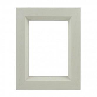Picture Frame - Open Grain White