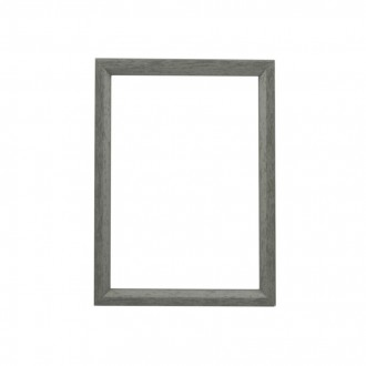 Foundry Picture Frame Silver sm