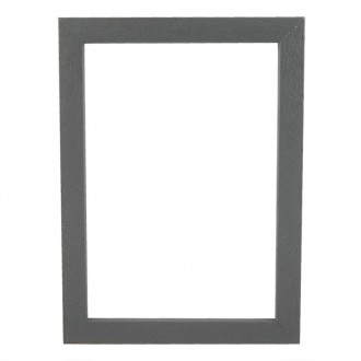 Picture Frame - Metro 15 Dark Grey