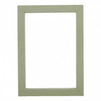Picture Frame - Metro 15 Light Green