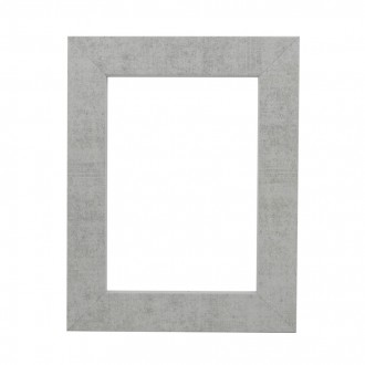 Pittsburgh White Silver lg Picture Frame