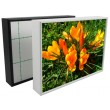 Float Frame - White - Self Adhesive Photo