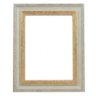 Picture Frame - Woodland Cream Gold