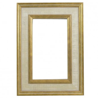 Picture Frame - Napoli - Ivory Gold