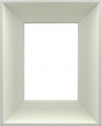 Picture Frame Inset Scoop White
