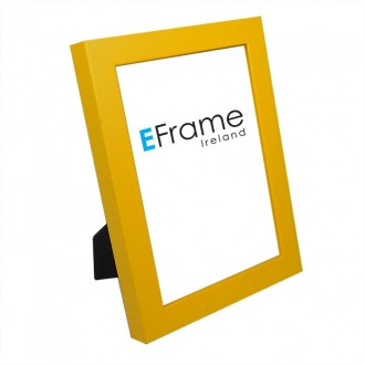 Photo Frame Pastel Yellow
