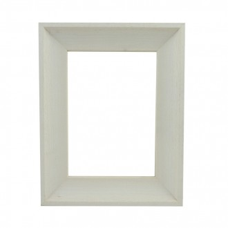 Picture Frame - Scoop Open Grain Limed