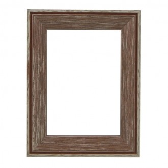 Santorini Terracotta Whitewash Picture Frame