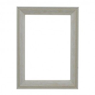 Santorini Whitewash Picture Frame