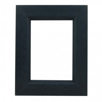 Foundry Picture Frame Blue lg