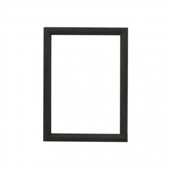 Foundry Picture Frame Black sm