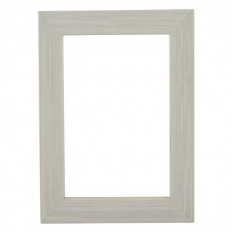 Picture Frame - Vermont 20 White