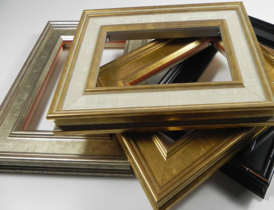 Napoli Range, Custom Frames