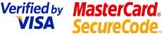 Verified by visa, Mastercard Secure code
