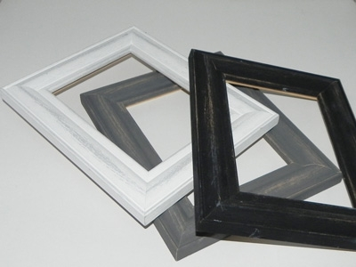 Chic 40 Picture Frames