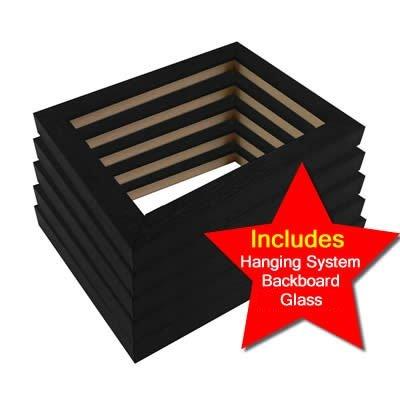 Picture Frames Black Wholesale Packs Black