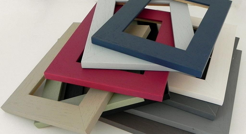 Picture Frames - Metro Range