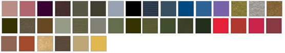 Mount Board Swatches